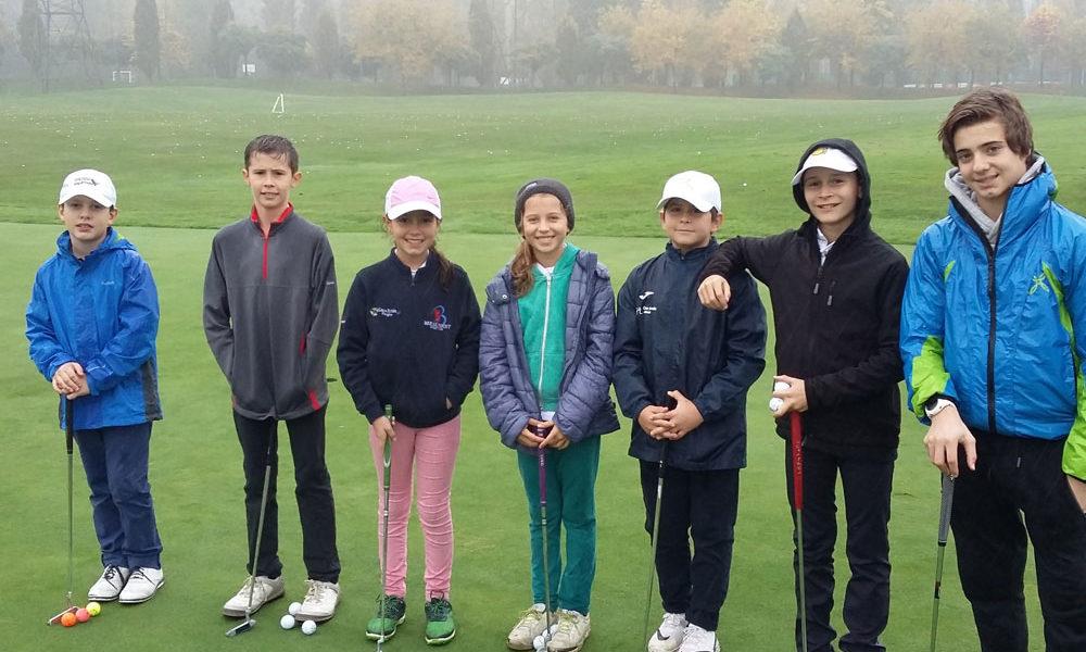 Golfschule Tirol - Kurse für Jugendliche