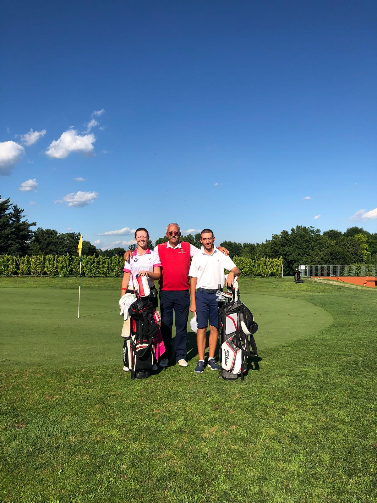 Golfschule Tirol - golfschule macht profisportler